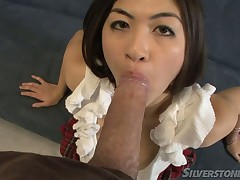 Cute Little Mika Tan Wants To Fuck Santa Claus For Chrismas