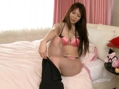 Extremely spectacular and sexy slut gets a good fur pie stretch